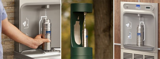 9 reasons bottle filling stations should replace every drinking fountain - Elkay Drinking Fountain